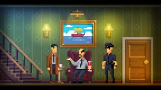 The Darkside Detective - Gametrailer