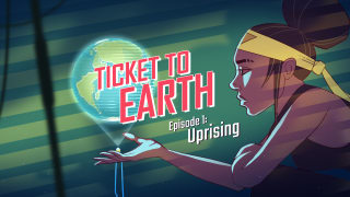Ticket to Earth - Steam Launch Trailer