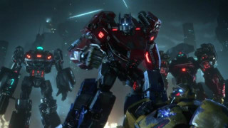 Transformers: Fall of Cybertron - Cinematic Trailer