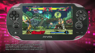Ultimate Marvel vs. Capcom 3 - PlayStation Vita Trailer