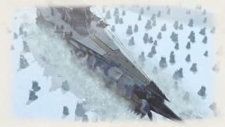 Valkyria Chronicles 4 - 'Snow Cruiser Centurion' Gameplay Trailer (JP)