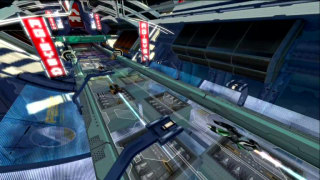 WipEout HD - Gametrailer