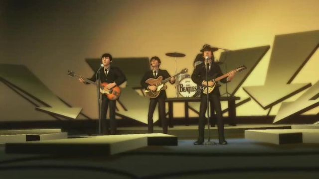 The Beatles: Rock Band - Intro & Gameplay Trailer