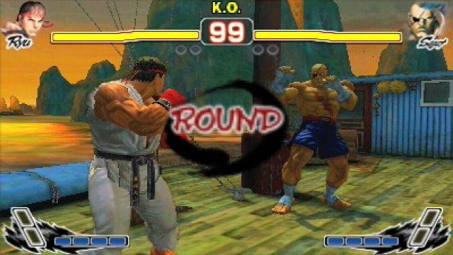 Super Street Fighter IV 3D - Gametrailer