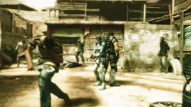 Resident Evil: The Mercenaries 3D - Gametrailer