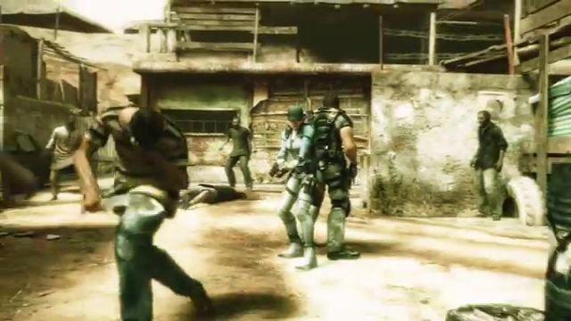 Resident Evil: The Mercenaries 3D - Gametrailer