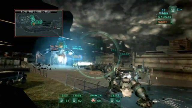 Armored Core V - Gametrailer