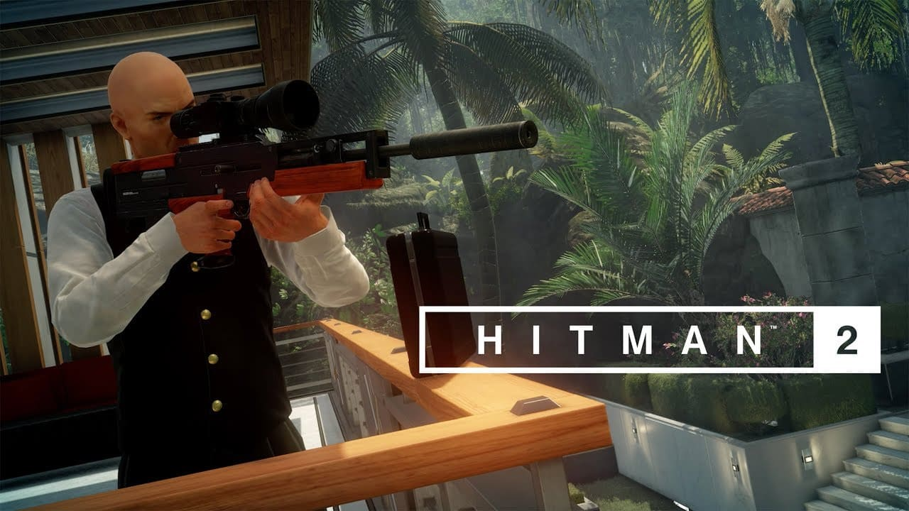 """Hitman 2 - """"Der Aktenkoffer"""" Gameplay Trailer   pressakey.com"""